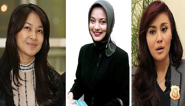 Tiga Artis Bergelar Doktor: Alya Rohali, Marissa Haque dan Chyntia Sari