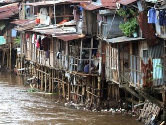 Potret kemiskinan