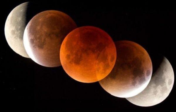 Mau Lihat Gerhana Bulan Total Karena Surat Edaran Pak Anies?