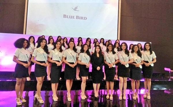 Finalis Miss Indonesia 2018