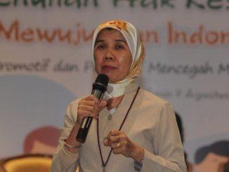 Direktur Kesehatan Keluarga Kemenkes RI, dr. Eni Gustina, MPH