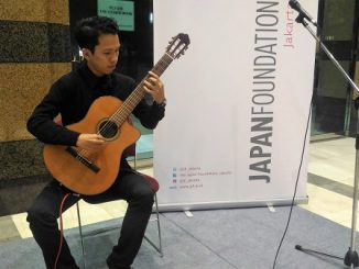 "Roby Handoyo tampil di pameran foto arsitektur ""Built Environment: An Alternative Guide to Japan"", Lobi Gedung Perkantoran Sentral Senayan I, Jl. Asia Afrika No.8, Jakarta, Jumat, 25 Mei 2018"