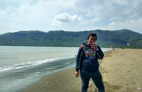 Geopark Ciletuh di Sukabumi