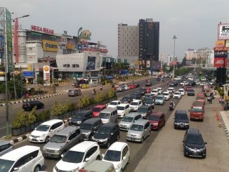 Kemacetan di Bekasi, Jawa Bara