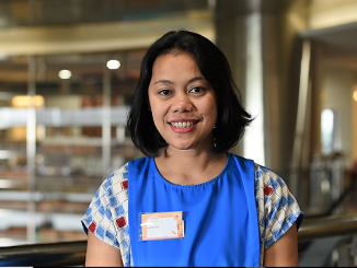 Koordinator Promosi Pendidikan Nuffic Neso Indonesia, Inty Dienasari