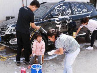 Tips Mencuci Mobil yang Benar