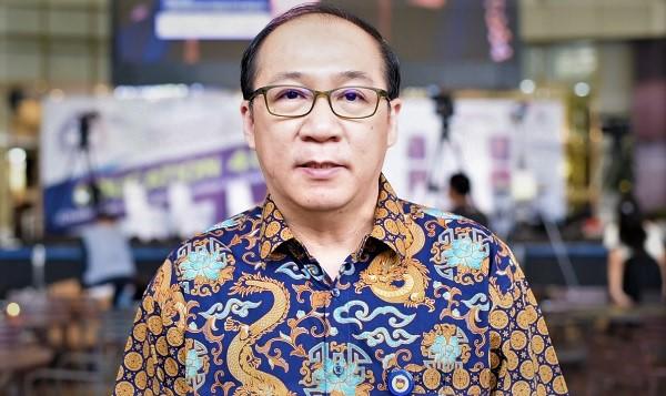 Ketua Umum BPK PENABUR, Ir. Adri Lazuardi, SH