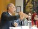 Presiden Direktur LPDP, Rionald Silaban bersama timnya menyambangi Kantor Nuffic, Den Haag, Belanda, Senin, 19 November 2018