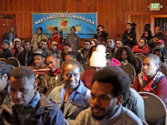 Mahasiswa Papua di Amerika Ingin Kembangkan Lapangan Kerja