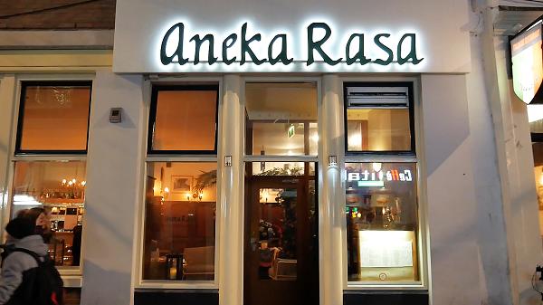 Restoran Aneka Rasa di Belanda