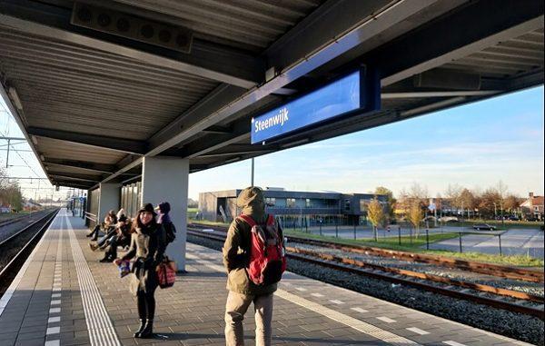 Stasiun di Belanda