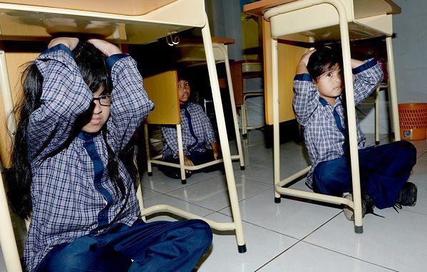 Mitigasi Bencana Akan Digalakkan di Sekolah-sekolah