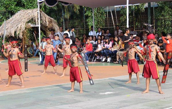 Begini Cara Sekolah Katolik Antonius Jakarta Lestarikan Kekayaan Budaya Nusantara