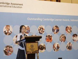 Louisa Ellen Gunadi: 2 Tips Sukses Sabet Penghargaan Cambridge International