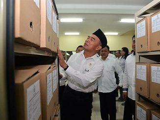 Wow, Pusat Arsip Kemendikbud di Bekasi Ini Luasnya 4 Hektar