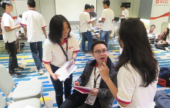 SCG Career Camp Bekali Mahasiswa Pola Pikir Lifelong Learning