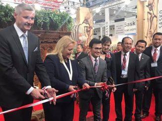 Indonesia Jadi Partner Country Holiday World 2019 di Praha