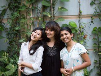 Penerima beasiswa Asian University for Women