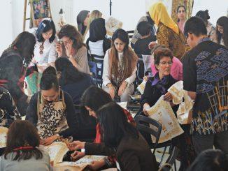 Perhimpunan Wanita di KBRI Berlin