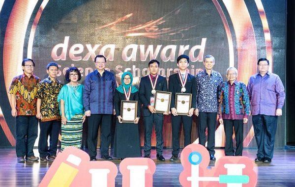 Dexa Award Science Scholarship 2018