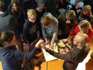 Mantul, 210 Pelajar Jerman ini Kenali Indonesia Lewat Kuntilanak, Pocong, Sundel Bolong, dan Durian