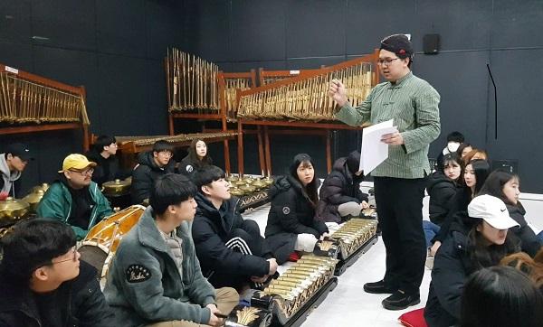 Gamelan Jadi Mata Kuliah Idaman Mahasiswa di Seoul