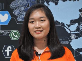 Kezia Tanesha Susanto (18), alumni PENABUR Secondary Kelapa Gading (PSKG) berhasil kuliah di University of Oxford dengan beasiswa penuh Jardine Scholarship