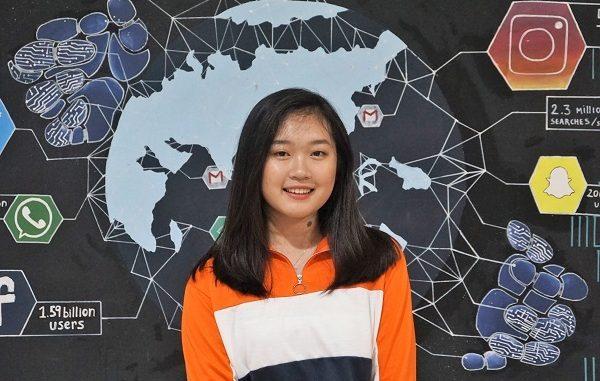 Alumni PENABUR, Kezia Tania Susanto
