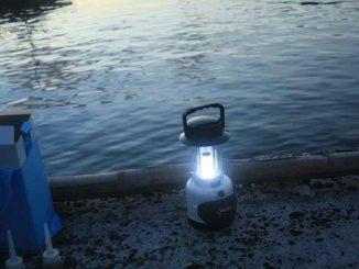 Lampu HEI berbahan air garam