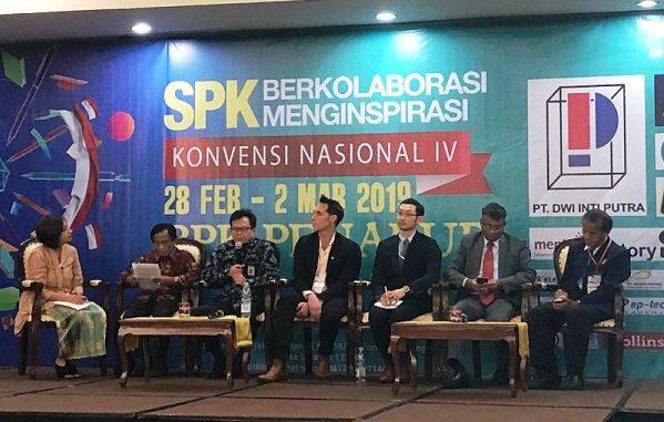 SPK Indonesia Siap Berkolaborasi untuk Menginspirasi