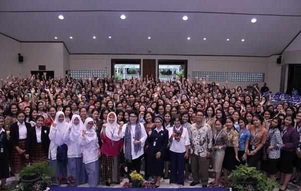 Wakil Ketua KPK Hadiri Seminar Anti Korupsi di STIKS Tarakanita Jakarta Timur