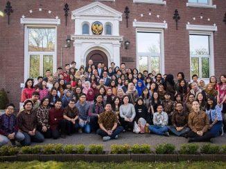120 Mahasiswa Indonesia di Belanda Rayakan 20 Tahun Beasiswa StuNed