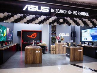 Asus Exclusive Store di Lippo Mall Puri, Jakarta Barat
