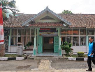 Perpustakaan di BLBI Abiyoso Cimahi