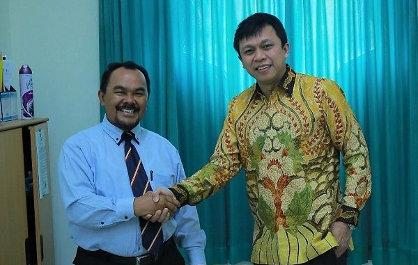 Country Manager Extramarks Indonesia, Fernando Uffie