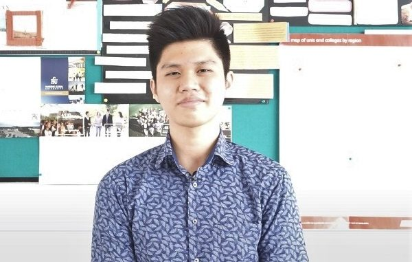 Alumni PENABUR Secondary Kelapa Gading (PSKG), Gabriel James Goenawan