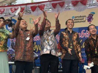 Gebyar Hardiknas 2019 di Samarinda, Kalimantan Timur