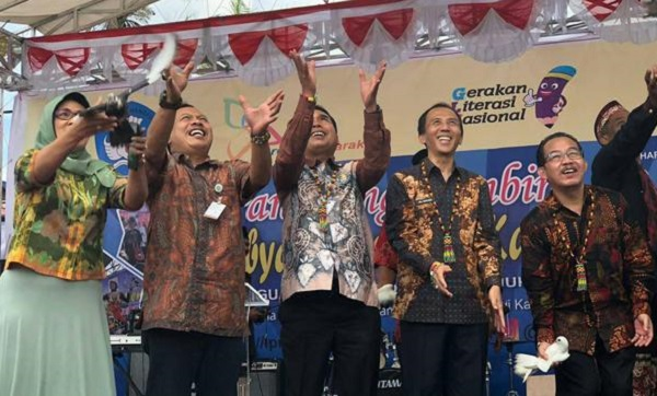 Pesan Penting dari Gebyar Hardiknas 2019 di Samarinda