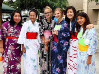 Pelajar Internasional di Jepang