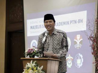 Rektor Universitas Diponegoro, Yos Johan Utama