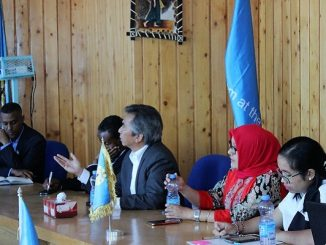 Duta Besar RI untuk Ethiopia, Djibouti dan Uni Afrika, Al Busyra Basnur