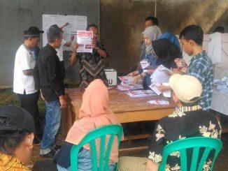 Penghitungan suara di Pemilu 2019