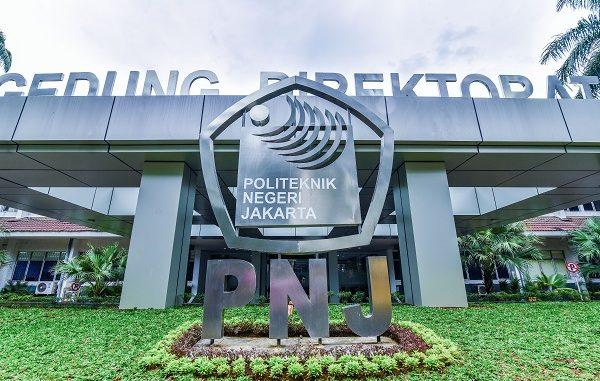 Gedung Rektorat Politeknik Negeri Jakarta