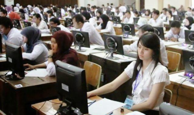 Ujian Tulis Berbasis Komputer (UTBK)
