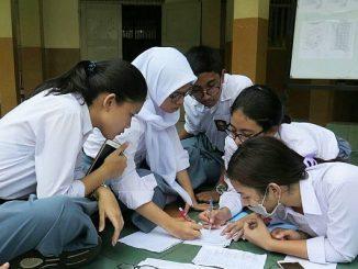 Peserta didik SMA Negeri 81 Jakarta