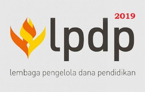 Pendafatran Beasiswa LPDP 2019