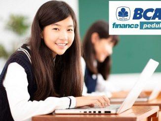 Beasiswa S1 dan D4 BCA Finance 2019