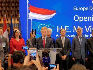 Duta Besar Uni Eropa untuk Indonesia dan Brunei Darussalam, Vincent Guérend