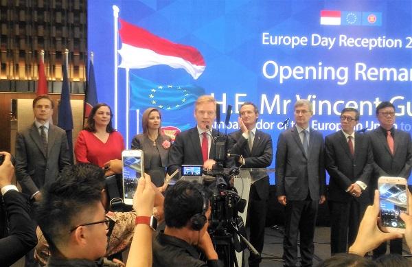 Europe Day 2019 di Jakarta
