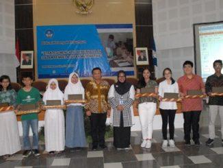 Para peraih nilai 100 untuk Matematika asal Yogyakarta di UN 2019